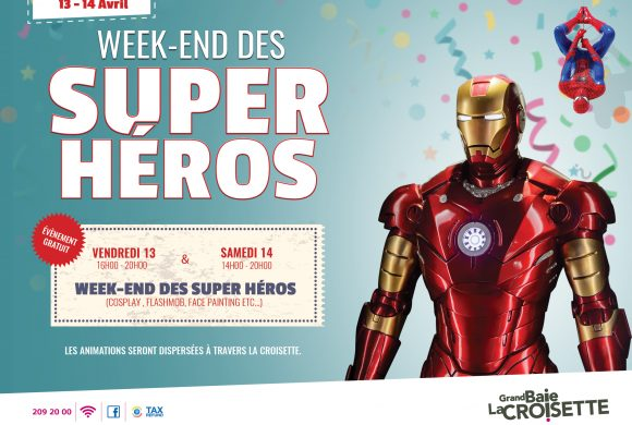 Le Week-end Des Super Héros