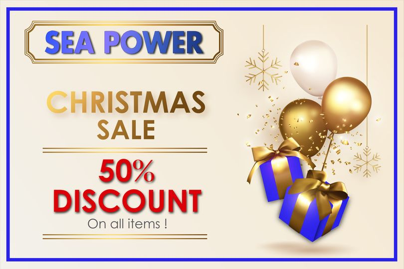 50% Discount at SeaPower