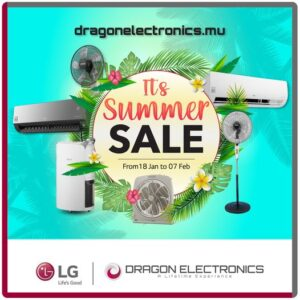 Beat the Heat with Dragon Electronics