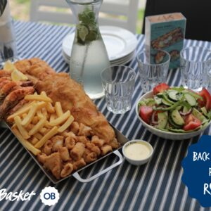 Back to school promo by Ocean Basket