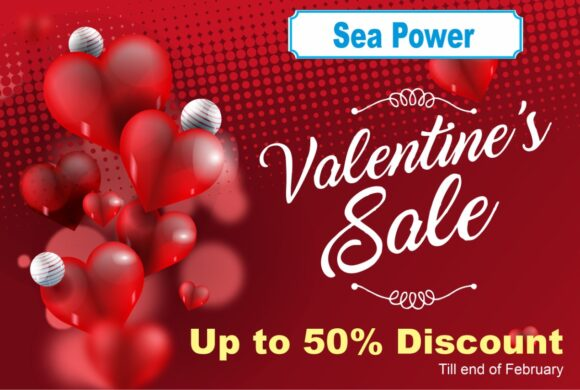 Discount up to 50% at SeaPower