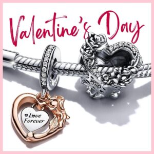 Pandora's valentine collection