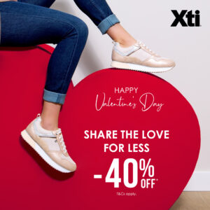 Valentine Discount at XTI
