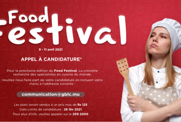 Call for Applications for Food Festival #9