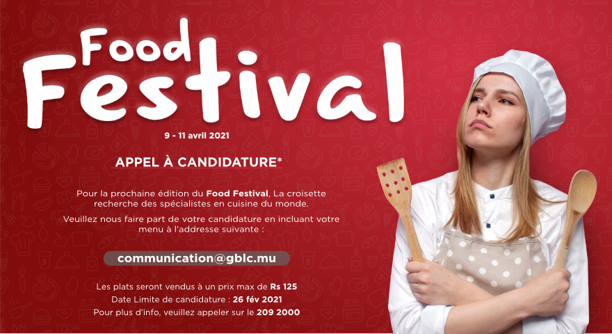 Call for applications - Food Festival #9