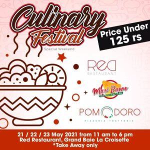 Culinary Festival at RED Restaurant