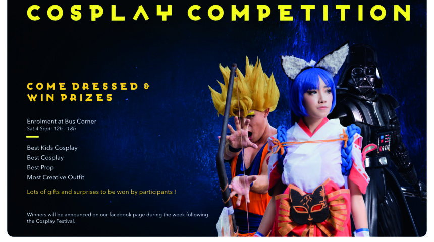 Cosplay Competition
