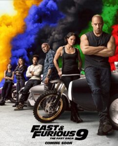 Fast and Furious 9 at La Croisette